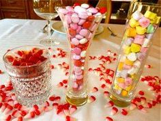 valentine's day table decoration ideas - Google Search