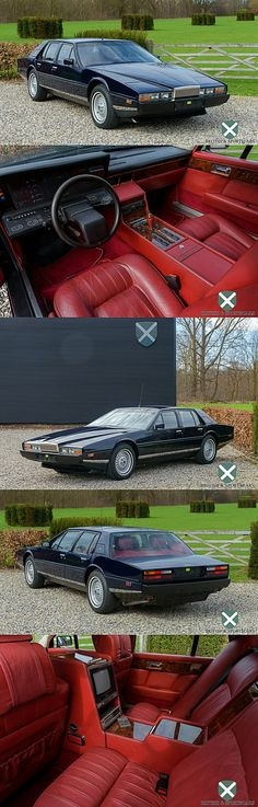 Classic Car News – Classic Car News Pics And Videos From Around The World Aston Martin Lagonda, Aston Martin Cars, Classic Aston Martin, Futuristic Cars, Bike Design, Dream Garage, Amazing Cars, Exotic Cars, Cars And Motorcycles