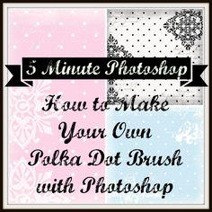 5 minute photoshop tutorial photoshop brush tutorial