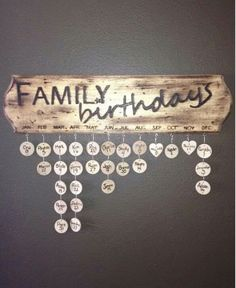 Birthdays