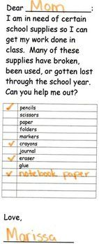 A Cute Note To Let Parents Know Their Child Needs More School