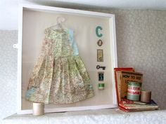 Jennifer Collier vintage map dress.