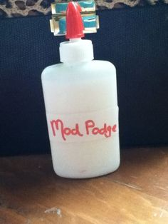 Picture of Make Your Own Mod Podge