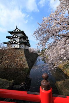 Hirosaki Castle, Aomori, Japan
