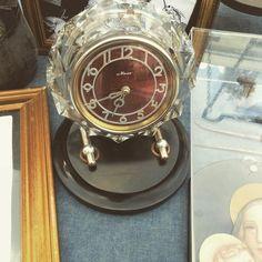 Orologio sovietico al mercato di antiquariato a #rimini#riminiantiqua by katiusha_rimini