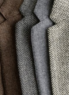 lapel wool patterns tweed