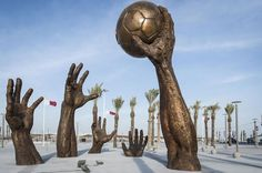 Qatar Museums unveiled three new artworks especially commissioned to celebrate the 24th Men's Handball World Championships in Doha. Thanks to collaboration between Qatar Museums and the Qatar 2015 Organizing Committee, the artworks are installed at the Lusail multipurpose hall as part of an ongoing public art programme designed to bring culture to the streets of …
