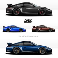 Some of my favourite spec 991 carshow would you do yours? Prints available at Dirtynailsbloodyknuckles.com  Link in profile  #porsche #911 #porsche911 #991 #gt3 #911gt3 #gt3rs #991gt3 #porscheart #porschefans #porschemotorsport #motorsport #carart #illustration #illustrator #automotiveart #pts #painttosample #illest #fatlace #speedhunters #nfs #needforspeed