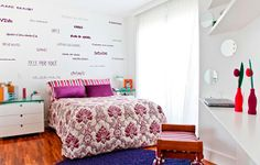 Mejores 15 Imagenes De Habitacion Juvenil Mujer En Pinterest Teen - Decoracion-dormitorios-juveniles-femeninos