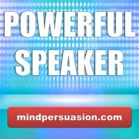 Powerful Speaker - Mesmerize Crowds With Your Words by mindpersuasion on SoundCloud