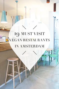 "There are a lot of vegan hotspots in Amsterdam. But where exactly? Check out the list inlcuding 19 vegan restaurants in Amsterdam on travel blog http://www.yourlittleblackbook.me | Planning a trip to Amsterdam? Check http://www.yourlittleblackbook.me/ & download ""The Amsterdam City Guide app"" for Android & iOs with over 550 hotspots: https://itunes.apple.com/us/app/amsterdam-cityguide-yourlbb/id1066913884?mt=8 or https://play.google.com/store/apps/details?id=com.app.r3914JB"