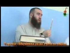 Muçulmano ensina como bater na mulher