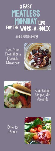 http://onegr.pl/13OCLyX #vegan #vegetarian #meatlessmonday #food #health #tips #cooking