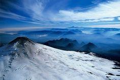 Villarrica volcano, Chile