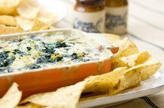 Vegan Kale & Artichoke Dip » Peaceful Plate