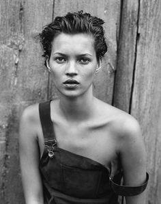 Kate Moss, 1994 Harper's Bazaar © Peter Lindbergh (Courtesy of Peter Lindbergh, Paris / Gagosian Gallery)