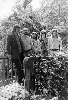 The Moody Blues circa 1970