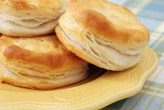 Pillsbury Grands Style Butterflake Biscuit Clone