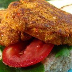 Garbanzo Bean Burgers - Allrecipes.com