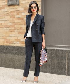 What To Wear To Every Type Of Job Interview  #refinery29  http://www.refinery29.com/job-interview-outfits