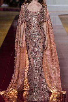 Zuhair Murad Fall-Winter 2016-2017 Couture Collection