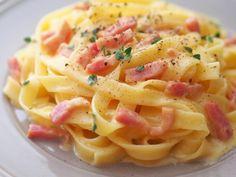 もはや万能!カルボナーラソースの基本とアレンジレシピ | レシピサイト「Nadia | ナディア」プロの料理を無料で検索