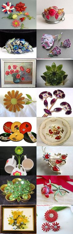 The COLOR of PASSION! by Kelly M. on Etsy--Pinned with TreasuryPin.com