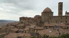 Volterra Altstadt Panorama toscana