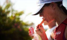 the nutrition key in triathlon training
