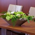 Flower Arrangement for Meeting Room