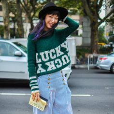 New York FW by On the Streets - AMAZE Student Influencer