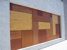 Plywood. Simple & distinctive.