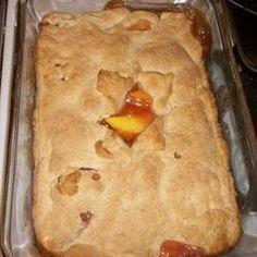 Peach Pandowdy - Allrecipes.com