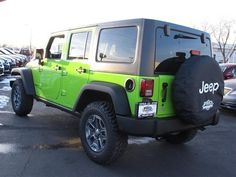 Green Jeep, Pink Jeep, White Jeep, Black Jeep, Blue Jeep Wrangler, 2013 Jeep Wrangler Unlimited, Used Jeep, Rubicon, Defenders