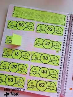 Interactive Notebook activities for math- October Activities for a primary classroom- PLUS a freebie!