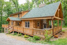 Buffalo Lodging Company-Hocking Hills Cabins and Hocking Hills Lodges in Ohio - Doe Run Lodge