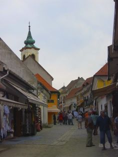Szentendre, Hungary Eastern Europe, Hungary, Budapest, Street View, Places, Lugares
