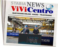 Fincantieri Castellammare: varo del troncone di prua di una unità Lss della Marina Militare