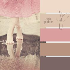 color your world | pink puddle