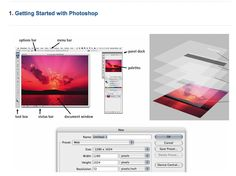 Fantastic Compilation of 12 Beginner Tutorials for Getting Started WithPhotoshop - News & Musings - Photographer Photoshop Templates and Ma...
