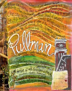 Pullman, Washington....