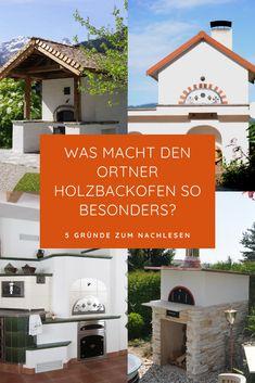 Was macht den ORTNER Holzbackofen so besonders? Hier gibt es 5 Gründe zum Nachlesen. #ortner #holzbackofen #holzbackofengarten #holzbackofenrezepte #holzbackofenbauen #holzbackofenoutdoor #pizzabacken #brotbacken #garten #gartengestaltung #pizzabacken #holzbackofenideen #steinbackofen Outdoor Decor, Home Decor, Pizza Bake, Grill Area, Household, Homes, Ideas, Decoration Home, Room Decor