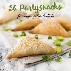 20 refined recipes for the New Year's Eve party - Snack Mix Recipes Snack Mix Recipes, Yummy Snacks, Appetizer Recipes, Appetizers, Fingerfood Recipes, Party Finger Foods, Snacks Für Party, Pastas Recipes, Beef Recipes