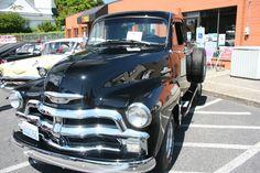 54 Chevy pickup