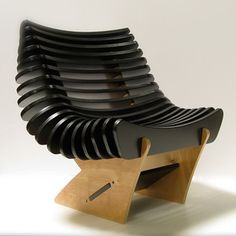 Rib Chair now featured on Fab.