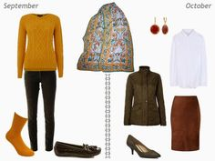 The Vivienne Files: Wearing a Celtic Knot Scarf - July through December