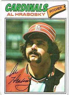 Topps Baseball Cards : 1977 495 Al HraBosky St. Louis Cardinals Each Cardinals Players, Cardinals Baseball, St Louis Cardinals, Better Baseball, Baseball Boys, Baseball Cards, Football, Famous Baseball Players, St Louis Baseball