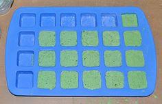 Sugar Tart Crafts: Homemade Holiday Gifts - Bath Fizzies