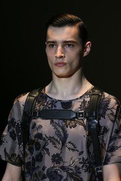 Gucci Menswear Spring Summer 2014 Milano Moda Uomo