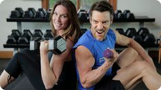KILLER ARMS WORKOUT with Tony & Shawna | Accelerated Series